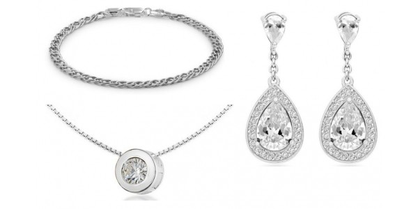 Up to 70% Off Tuscany Silver Jewellery @ Amazon
