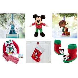 Up To 70% OFF Disney Christmas Shop