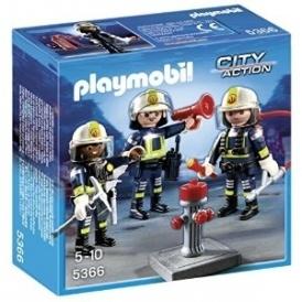 Playmobil Firemen Team £3.99 Amazon/Argos