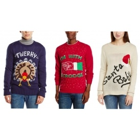 Up to 50% Off Xmas Jumpers @ Amazon