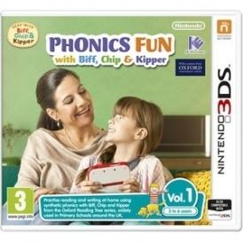 3DS Phonics Fun with Biff, Chip & Kipper