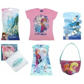 Frozen Clothing & Accessories Now From £1.49