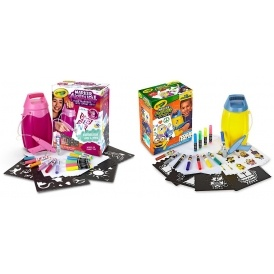 Crayola Marker Airbrush Art Sets From £11