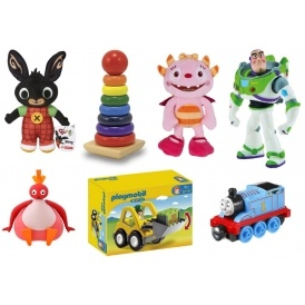 Extra 20% Off Pre-School Toys TODAY ONLY