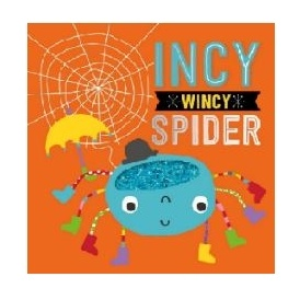 Sainsbury's Recall Incy Wincy Spider Book
