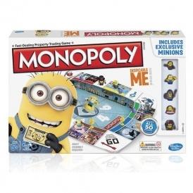 Despicable Me Monopoly £14.99 Argos