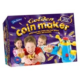 Golden Coin Maker £13.50 Amazon