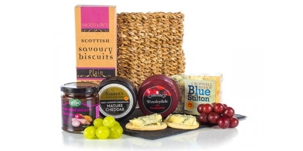 £10 Off Selected Hampers (With Code) @ Buy A Gift