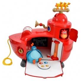 Twirlywoos Big Red Boat Play Set £28
