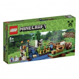 Lego Minecraft The Farm £20 Amazon