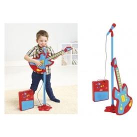 Guitar & Microphone Set Now £14 @ Tesco