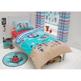 chad valley pirate toddler bedding set argos. Black Bedroom Furniture Sets. Home Design Ideas