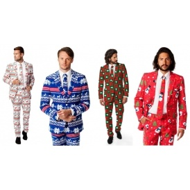 Christmas Opposuits @ Angels Fancy Dress