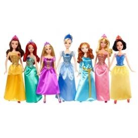 Disney Princess 7 Doll Pack £34.99