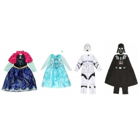 Dressing Up Costumes £7 @ Peacocks