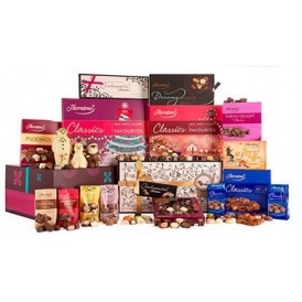 HALF PRICE Hamper Sale @ Thorntons