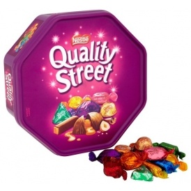 2 for £6 Quality Street Tubs @ Tesco