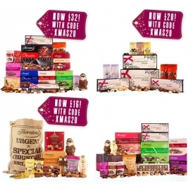 Thorntons Hampers Half Price + 20% Off
