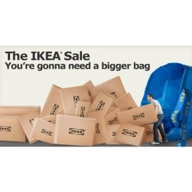 Ikea Sale Starts In Stores 17th December