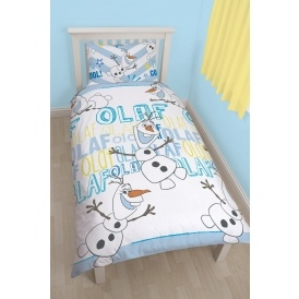 Olaf Duvet Set £7.83 @ Amazon