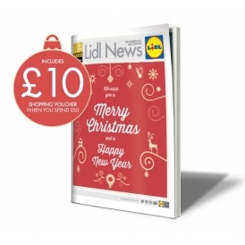 £10 Voucher With £50 Spend @ Lidl