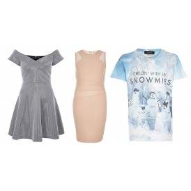 Up to 50% Off Partywear @ River Island