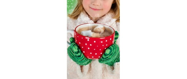 Hot Chocolate For A Festive Family Treat