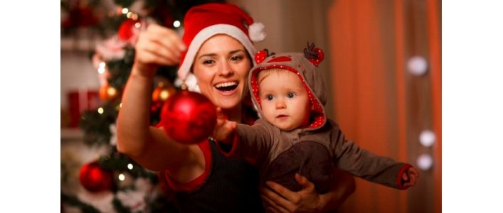Tips For Baby's First Christmas