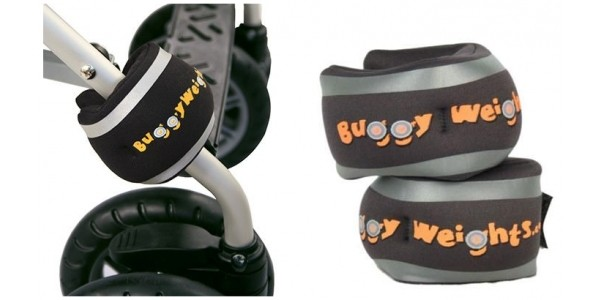 Buggy Weights £3.46 (Add-On Item) @ Amazon