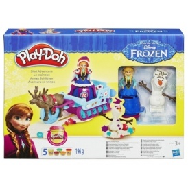 Play-Doh Disney Frozen Sled £10 Amazon