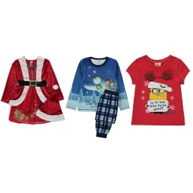 Up To 50% Off Christmas Clothing @ Asda