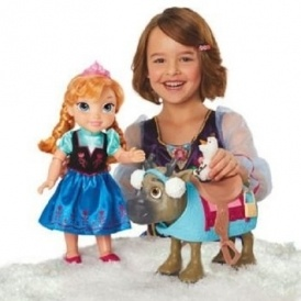 Anna And Sven With Olaf £24.99 @ Argos