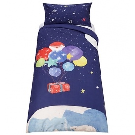 Man On The Moon Duvet Set £10 @ John Lewis