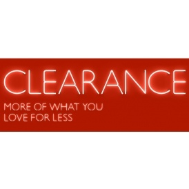 The John Lewis Clearance Is NOW ON