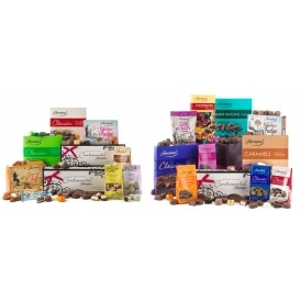 Half Price Hampers & Gift Boxes @ Thorntons