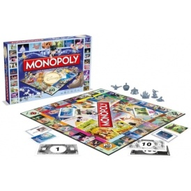 Disney Classic Monopoly £15 @ Amazon