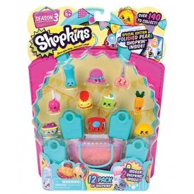 Shopkins 12 Pack Set £6.99 @ John Lewis