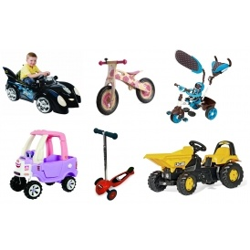 Up To 50% Off Outdoor Toys @ Amazon