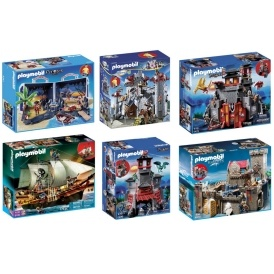 Up To 70% Off Selected Playmobil @ Amazon
