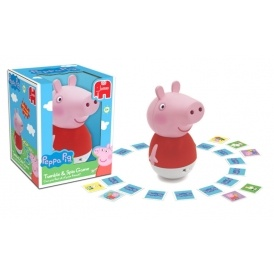 Peppa Pig Tumble & Spin Memory Game £4.72