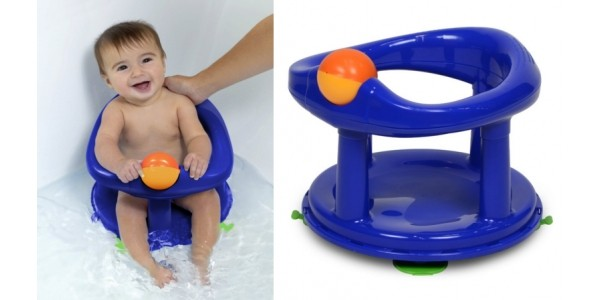 Safety First Swivel Bath Seat £5 Add-On Item @ Amazon