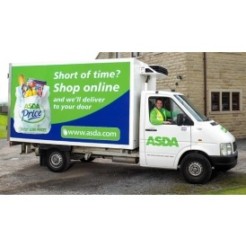 Half Price Asda Grocery Delivery Pass