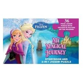 Frozen Book & Puzzle Set £2 Delivered