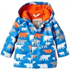 Baby Hatley Raincoats £9.69-£12.99 @ Amazon