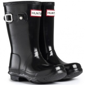 Hunter Kids Rain Boots From £18.72  Amazon
