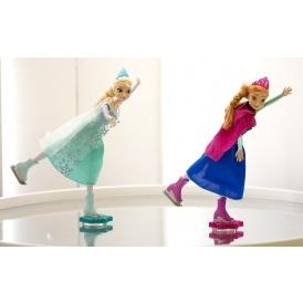 Ice Skating Anna/Elsa Dolls £9.99 @ Amazon