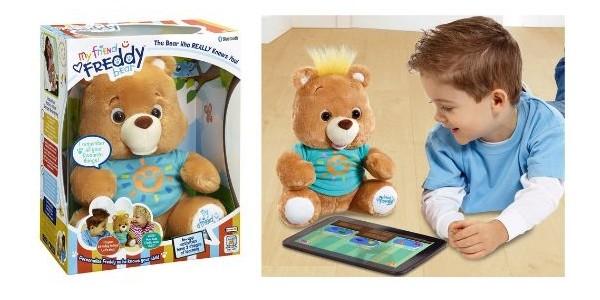 My Friend Freddy Teddy Bear Interactive Toy £12.99 @ Amazon