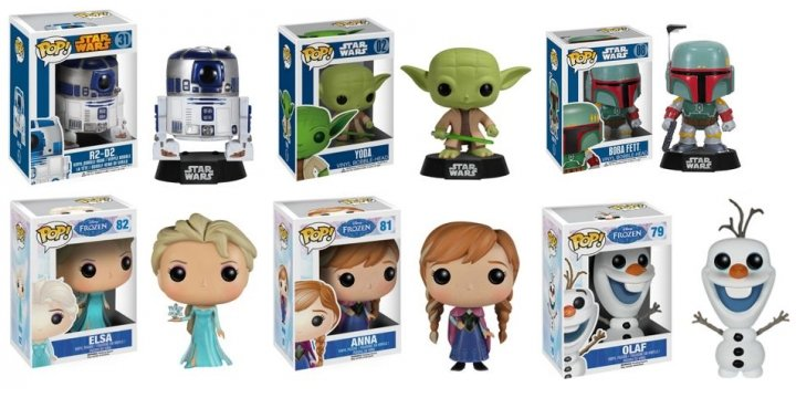 Pop Vinyl Figures Now From 163 6 99 With Free Delivery Argos