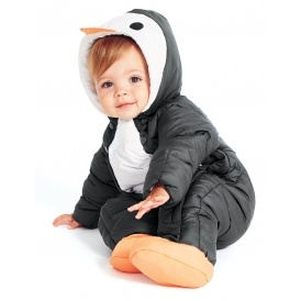 Penguin Snowsuit £11 @ M&S