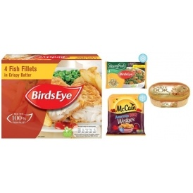 Frozen Meal Deal £5 @ Tesco